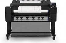 HP Designjet T2500 PostScript Plotter Yazıcı