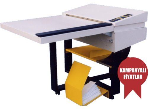 Proje Katlama Makinası Basys FoldJet 2000